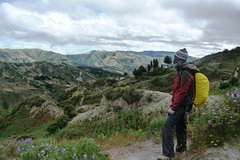 Imagen 4-Day Overnight Andes Trekking and Horseback Riding