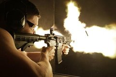 Seal Team 6 Shooting Package