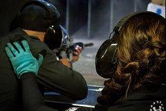 3- or 4-Gun Shooting Experience in Las Vegas