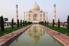 Full-Day Agra Tour with Taj Mahal From Mumbai By Air