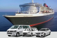 Imagen Private Arrival Transfer from Tilbury Cruise Terminal to Central London