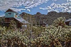 Eldorado Canyon Ghost Town Private Limo-Bus Tour