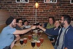 Craft Beer Walking Tour in San Francisco's SoMa District