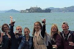 Alcatraz and Walking Craft Beer Combo Tour
