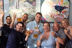 San Francisco Craft Beer Walking Tour in Fisherman's Wharf and North Beach
