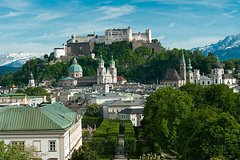 Salzburgs Private Introductory Tour With Historian Guide