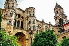 Centro histórico y Catedral de Málaga