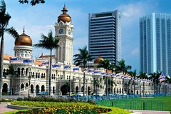 Imagen Recorrido de día completo por la ciudad de Kuala Lumpur incluyendo las Torres Petronas y las cuevas de Batu