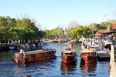 Imagen Tour de San Isidro y Delta del Tigre para grupos pequeños