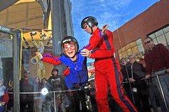 Universal CityWalk Los Angeles Indoor Skydiving Experience