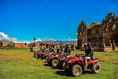 Imagen Sacred Valley 4x4 Quadbike Adventure from Cusco