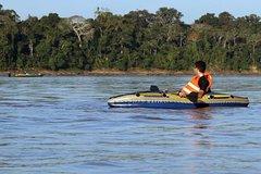 Imagen 4-Day Amazon Eco-lodge Tour from Puerto Maldonado