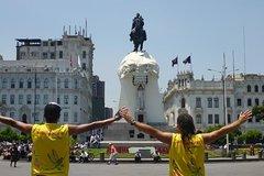 Imagen Half-Day Lima Discovery Private Urban Bike Tour