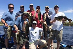 Butler Chain of Lakes Fishing Trips Near Orlando Florida