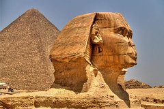 Day Tour to the Pyramids & the Nile from Port Said port