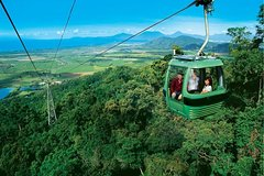 Imagen Small-Group Kuranda Village, Skyrail Cableway and Scenic Railway Day Trip from Port Douglas