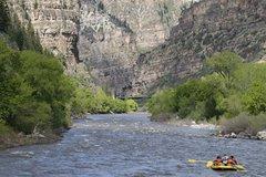 Glenwood Springs Short and Mild Rafting Trip