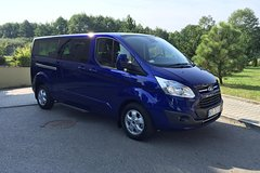 Private Transfer from Poprad to Krakow