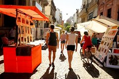 Imagen Recorrido en bicicleta por los mercados de la Recoleta y San Telmo