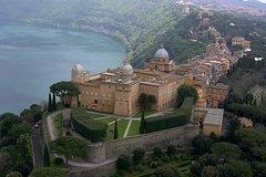 Vatican City and Castel Gandolfo