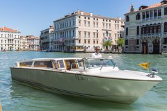 Shuttle from Venice to Marco Polo Airport