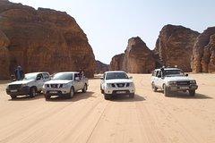 8 Days 4x4 tour: Authentic Algerian Desert
