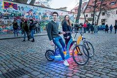 Private Magical Prague City Tour by Hugo Bike E-Scooter