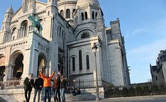 Imagen Paris Walking Tour of the Montmartre District
