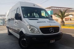 Imagen Shuttle Bus Transfer from San Martin Port to Paracas