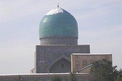 Overnight Tour of Samarkand and Shakhrisabz