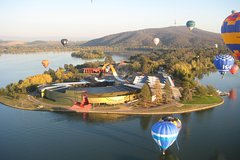 Imagen Canberra Hot Air Balloon Flight at Sunrise