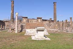 Pompeii Half-day Coach Tour from Sorrento