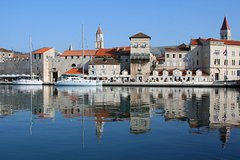 Croatian Towns Private Tour: Salona and Trogir from Split