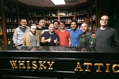 Exclusive Tasting at the Whisky Attic
