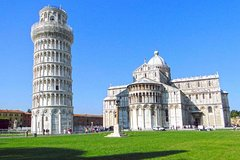 Leaning Tower of Pisa Entry Ticket