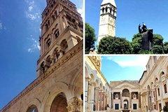 Ver la ciudad,Ver la ciudad,Tours andando,Tour por Split