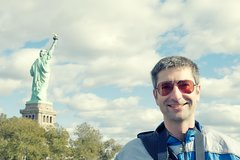 NYC Statue of Liberty Tour including Express Bus from Midtown with optional Pedestal Access