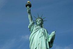 Exclusive: Ellis Island Statue of Liberty & 911 Memorial Pools Escorted Tour