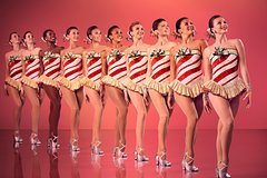 Radio City Rockettes and Times Square Dinner