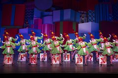 Radio City Christmas Spectacular starring Rockettes & Grand Central Tour