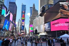Times Square Walking Tour