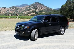 Private Transfer: San Francisco Hotel to San Francisco International Airport