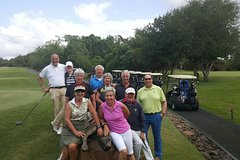 4 night stay golf and Kruger Park Safaris