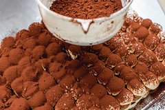 Tuscan Sweets and Dessert cooking class and Wine Dinner in Tuscany