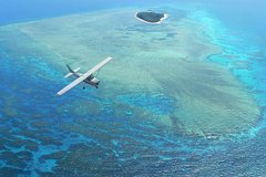 Great Barrier Reef 45min Scenic Flight