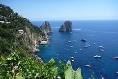Full-Day Capri Island Cruise from Praiano or Positano