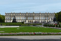 Day Tour to the Royal Castle Herrenchiemsee and sights in the Inn valley