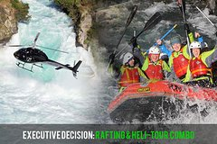 Imagen Executive Decision - Raft and Heli Scenic Flight