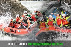 Imagen Double Trouble Ultimate Rafting Weekend
