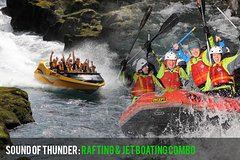 Imagen Sound of Thunder - Raft and Jet Boat the Rapids Combo